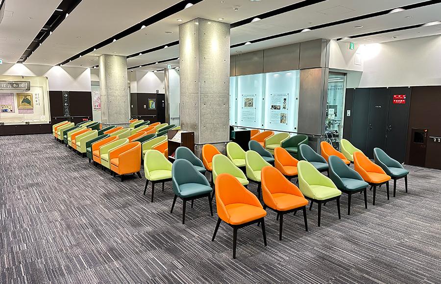 1階 待合ホール