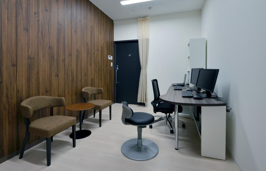 1階 外来診察室
