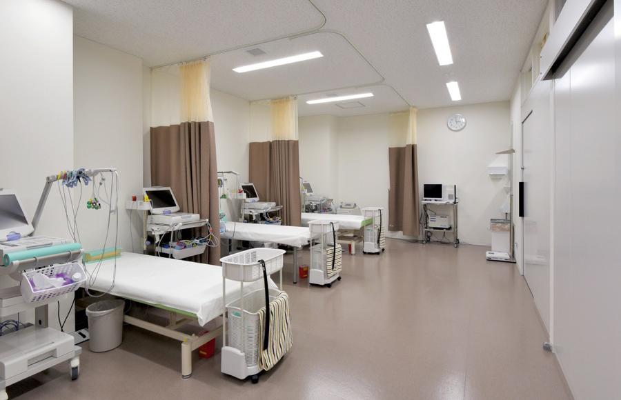 1階 生理検査室