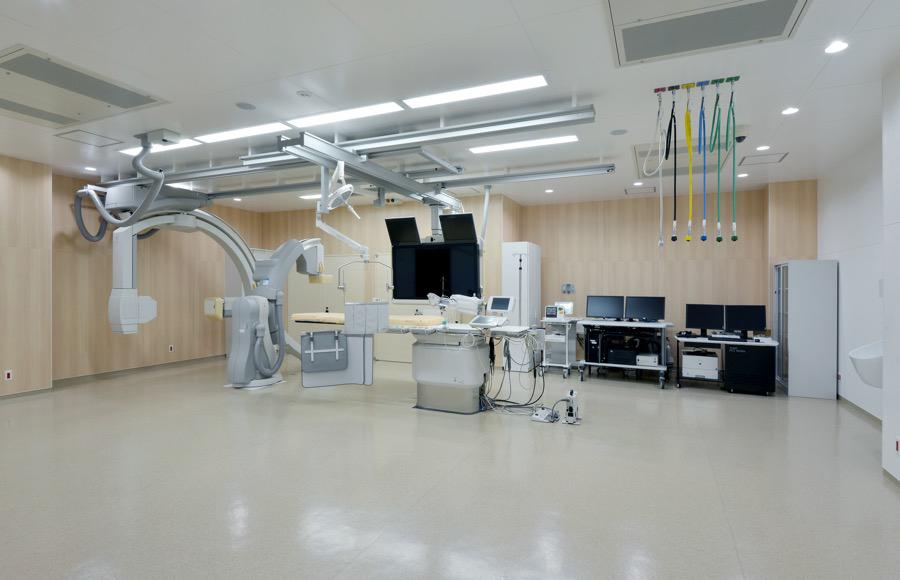 2階 血管カテーテル室