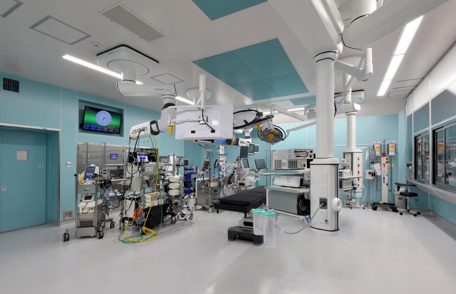 2階 3D/2D手術室